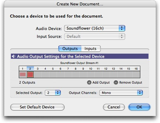 Measuring Audio Unit Effect Plug-ins With Electroacoustics