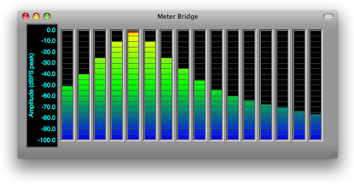 sound level meter software mac