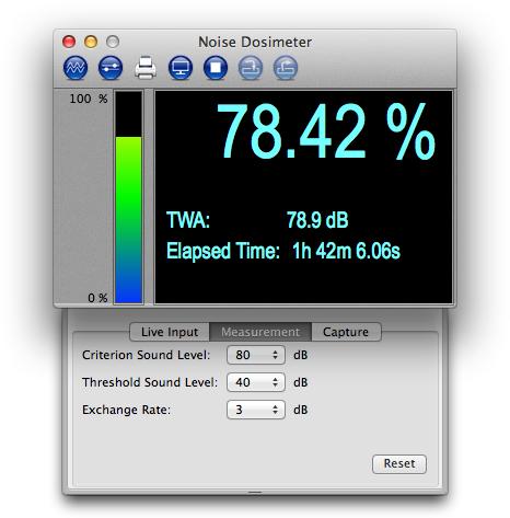 NoiseDosimeterScreenshot