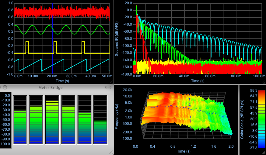 Electroacoustics Toolbox Screenshot