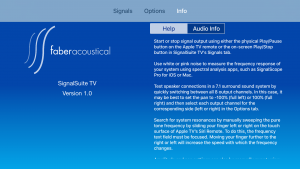 SignalSuite TV Screenshot 5